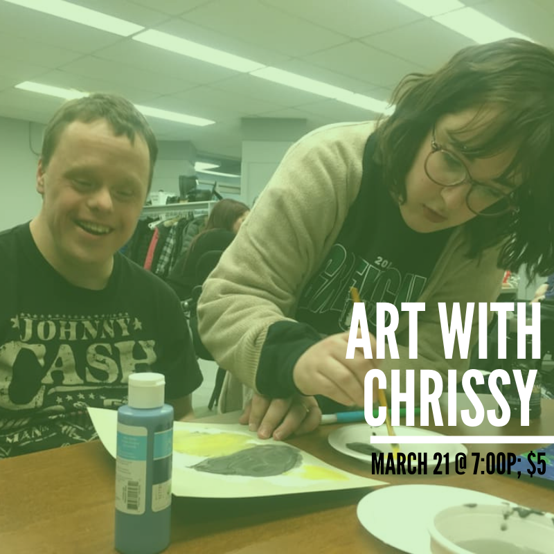 Art with Chrissy